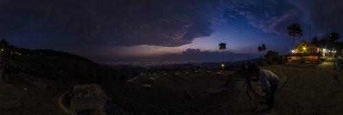 warung daneung sunset