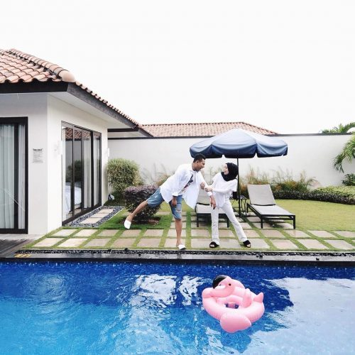 holiday villa pantai indah by joyagh